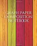 Graph Paper Composition Notebook: Quad Ruled 5x5, Grid Paper for Math & Science Students (7.5 x 9.25) (school notebook by Piotr Matkowski)