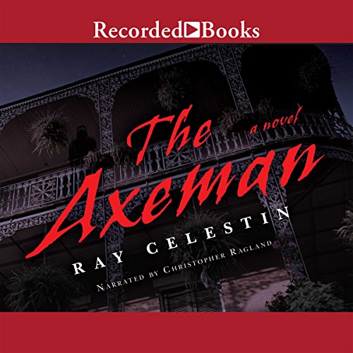 The Axeman audiobook cover art
