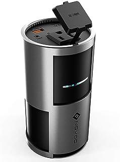 ポータブル電源 NOVOO 20100mAh 60W AC出力 コンセント 予備電源 パソコン バッテリー ( AC出力 + USB ポート + USB-C ) MacBook/ノートPC 等対応 安全スイッチ搭載 緊急 災害時 バックアップ 電源供給