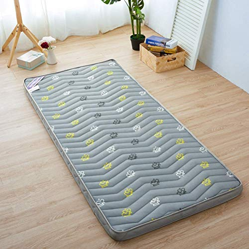 Traditional Folding Tatami Futon Mattress, Thick Tatami Bed Mattress Folding Pillow Breathable Non-slip Single Double Floor Mat For Dorm Living Room C 180x200cm (71x79in)