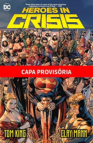 Heróis Em Crise
