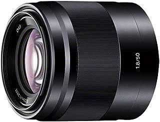 ソニー SONY 単焦点レンズ E 50mm F1.8 OSS APS-Cフォーマット専用 SEL50F18-B