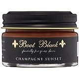 [ブートブラック] COLOR SHOE CREAM BBクリーム55 CHAMPAGNE SUNSET(シャンパーニュサンセット) 55g