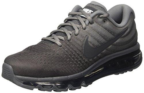 Nike Air Max 2017 Mens Running Shoes, Cool Grey/Anthracite-dark Grey, (9.5 D(M) US)