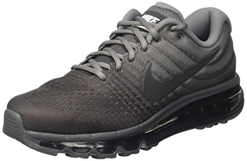 Nike Men's Air Max 2017 Running Shoes (10 M US, Cool Grey/Antracite/Dark Grey)