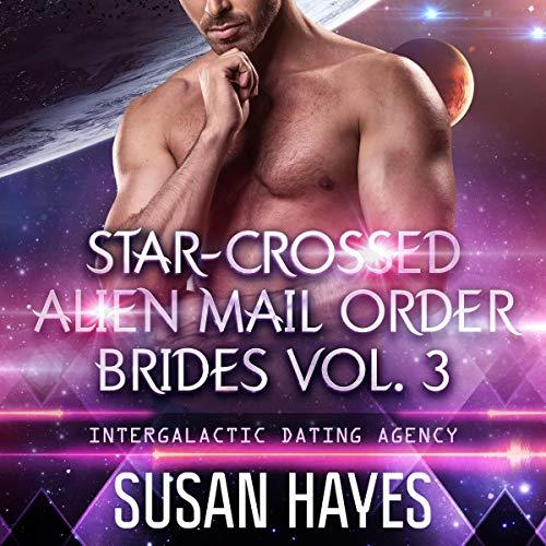 Star-Crossed Alien Mail Order Brides Collection -Vol. 3 Titelbild