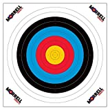 Morrell Targets 100 Pack 80cm Paper Archery Target Face