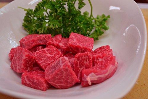国産 和牛 常陸牛 サイコロステーキ  1kg(1000g) 【 サイコロ ステーキ 】