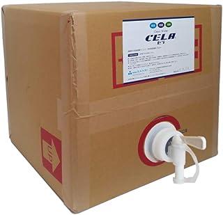 次亜塩素酸水 CELA セラ水 詰め替え用 20L(コック付) 薄めずそのまま使える ペット 犬 トイレ 部屋 靴 無香料 塩素濃度50ppm(0.005%)