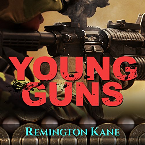 Young Guns (Volume 1) audiobook cover art