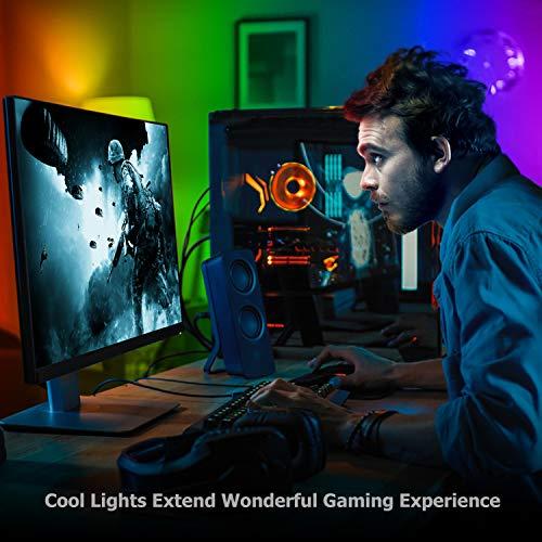UALAU LED Strip Lights 32.8 Feet 4