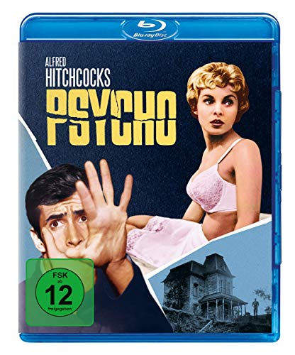 Psycho - Uncut [Blu-ray]