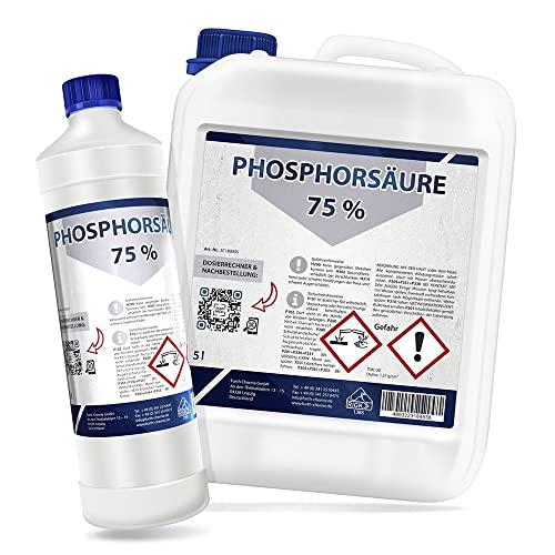 Furth Chemie -  Phosphorsäure 75%,