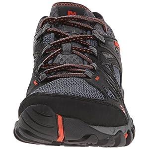 Merrell Men's All Out Blaze Aero Sport Hiking Water Shoe, Black/Red, 11 M US