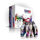 MultiPack 10 Cartucce Compatibili Brother LC1280 per Brother FC-J 5910 DW / J 6510 DW / J 6710 DW / J 6910 DW