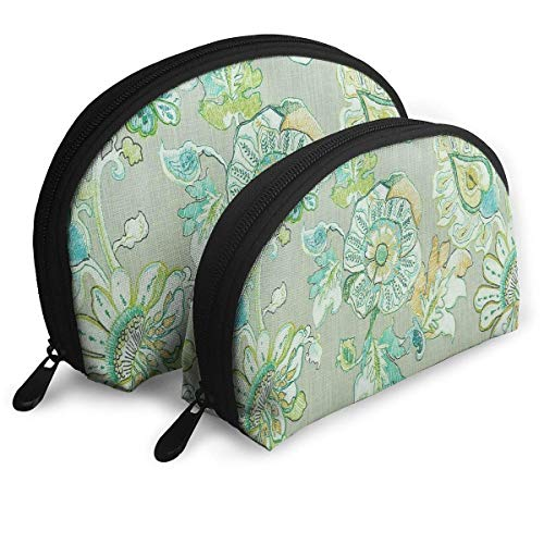Bolsa de Maquillaje Almada Peacock Portable Shell Storage Bag para Girlfriend Travel...
