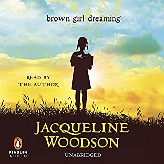 Brown Girl Dreaming audiobook cover art
