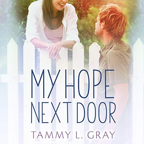My Hope Next Door audiobook cover art