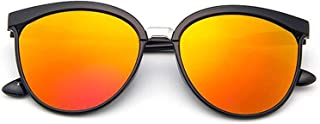 Vintage Cat Eye Sunglasses Women Mirror Sun Glasses For Shades