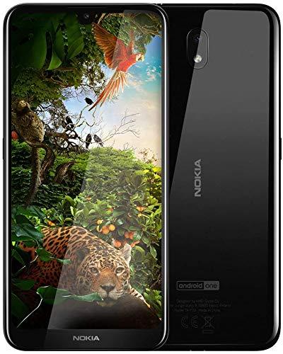 Nokia 3.2 (6.2 inch) 16GB 13MP Smartphone - Single SIM (Black)