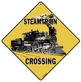 CROSSWALKS Steam Train Crossing 12