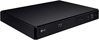 LG BP350 Wi-Fi Multi System All Zone Region Free DVD Player 012345678 PAL/NTSC Blu Ray Disc Zone A/B/C.100~240V 50/60Hz Wo...
