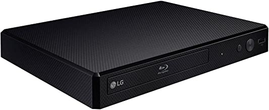 LG BP350 Wi-Fi Multi System All Zone Region Free DVD Player 012345678 PAL/NTSC Blu Ray Disc Zone A/B/C.100~240V 50/60Hz World + 6ft Hdmi cable included