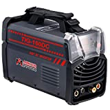 Amico TIG-160DC, 160 Amp TIG Torch Stick Arc DC Welder 120/240V Dual Voltage Welding Machine