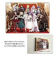 劇場版Fate/stay night Heaven's Feelフィナーレイラスト A4ファブリックパネル
