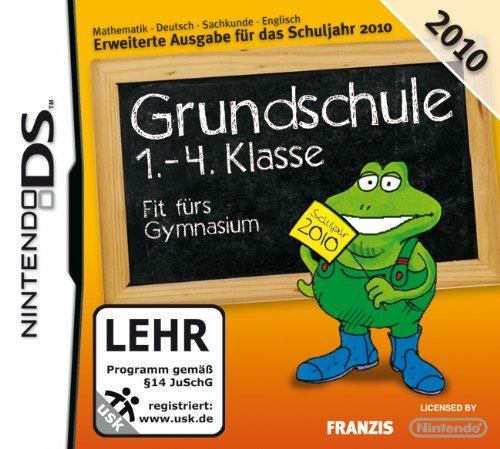 Grundschule 1.-4. Klasse 2010 - Fit fürs Gymnasium [import allemand]