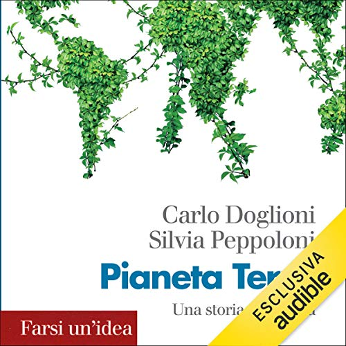 Pianeta Terra audiobook cover art