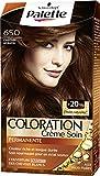 Schwarzkopf - Palette -  Coloration Permanente Cheveux - Châtain Acajou 650