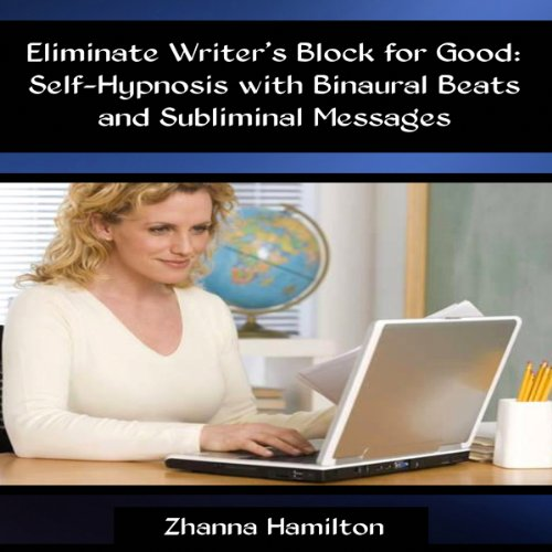 Eliminate Writer's Block for Good audiobook cover art