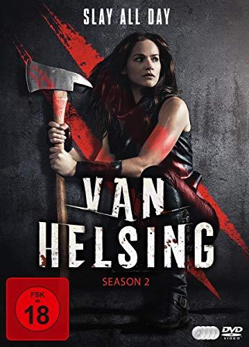 Van Helsing - Season 2 [4 DVDs]