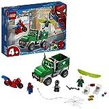 レゴ(LEGO) スーパー・ヒーローズ  スパイダーマン vs. ヴァルチャーのトラック強盗 76147