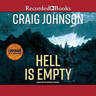 Hell Is Empty audiobook cover art