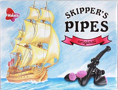 Leaf Skipper`s Pipes Lakritzpfeifen