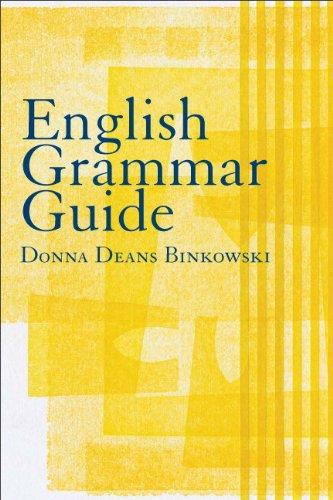 English Grammar Guide for !Anda! Curso elemental