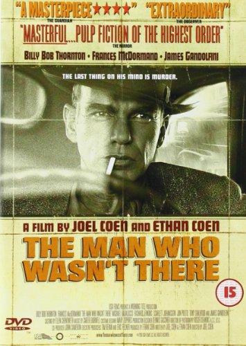 Man Who Wasn'T There. The [Edizione: Regno Unito] [Edizione: Regno Unito]