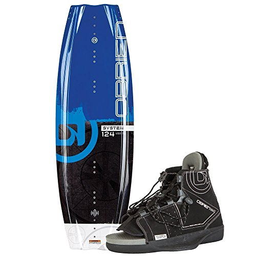 O'Brien System Wakeboard w/Clutch Bindings Mens