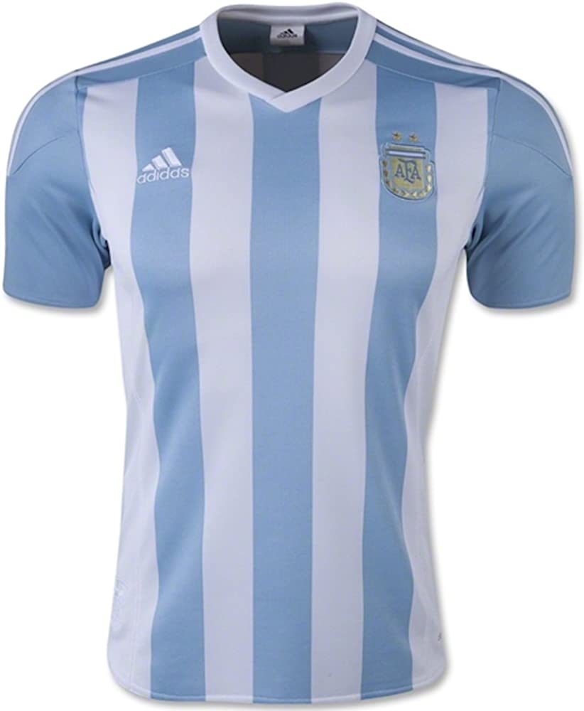 adidas Argentina Home Youth Jersey- 2015/16