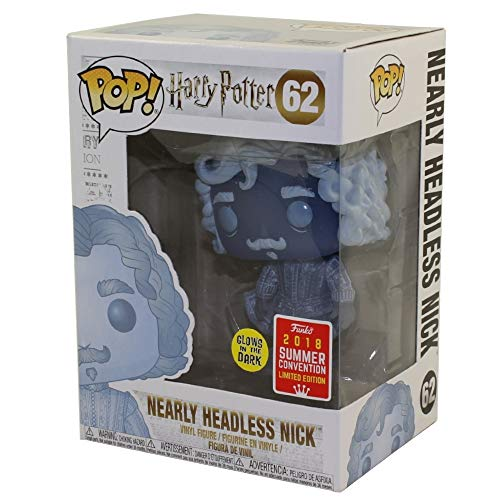 Funko POP! Harry Potter: Nick Casi Decapitado Exclusivo