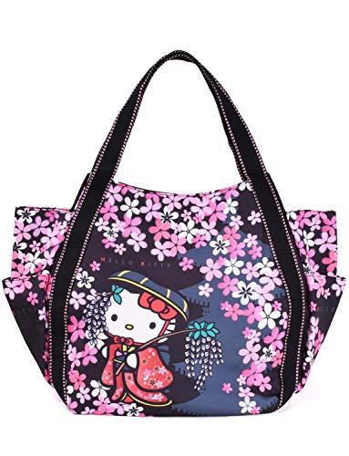 Hello Kitty Limited Sac fourre-tout pour mamans Motif Japon