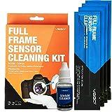VSGOカメラクリーニング用品 センサー専用(新パッケージ) (フルサイズ用キット(クリーナー付き) DDR-24)