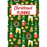 Christmas Planner: Everything you need for an organized Christmas | budget tracker| gift list | online order tracker | Black Friday preparation | menu planners | Merry Christmas