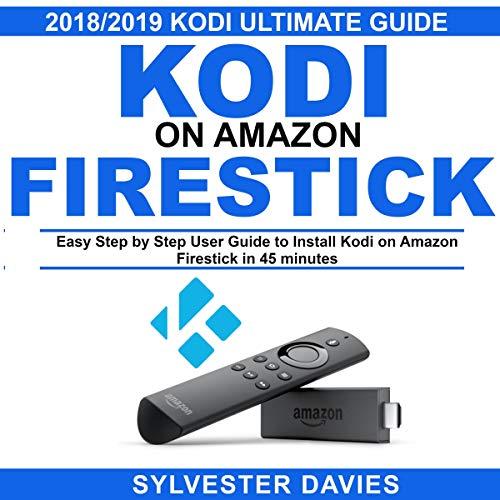 Kodi on Amazon Firestick cover art