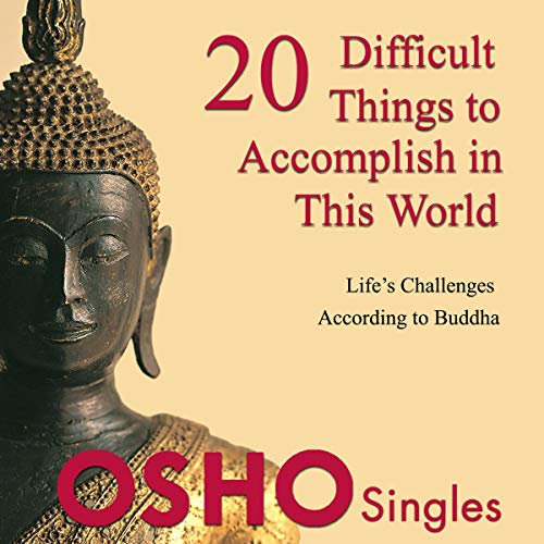 20 Difficult Things to Accomplish in this World cover art