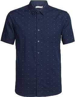 (アイスブレーカー) Icebreaker メンズ トップス 半袖シャツ Compass SS Shirt [並行輸入品]