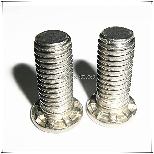 Lysee Bolts - M3 M4 Max 52% OFF M5 Metric Clinc Steel Self PEM Stainless Gorgeous FHS