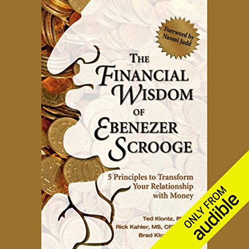 The Financial Wisdom of Ebenezer Scrooge cover art